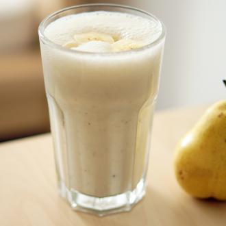 Bananen Mandelmilch-Shake