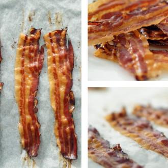 So gelingt der beste, perfekte, hauchdünne & knusprige Bacon. Immer.