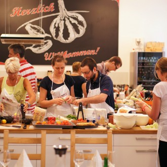 ichkoche.at Kochkurs: Easy Cooking im Sommer